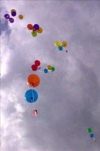 BBQ Balloon release